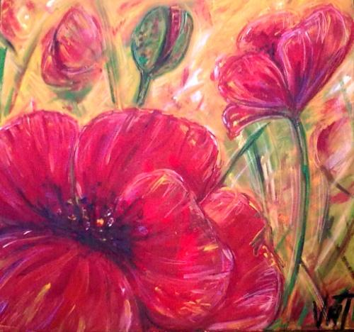 Artwork 'Poppies'