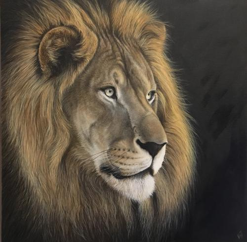Artwork Lion