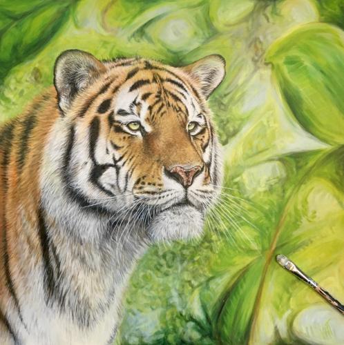 Artwork Tiger