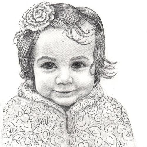Artwork Child Portrait