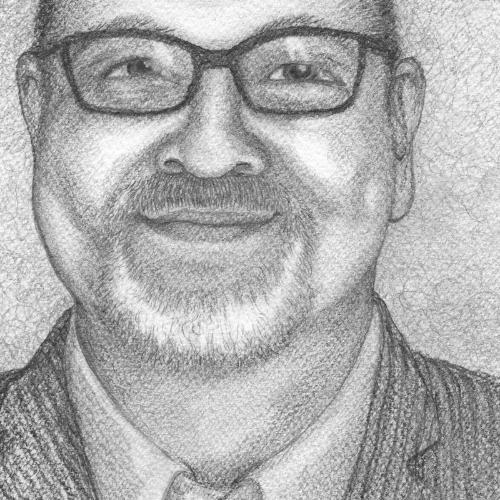 Artwork Portrait of a man