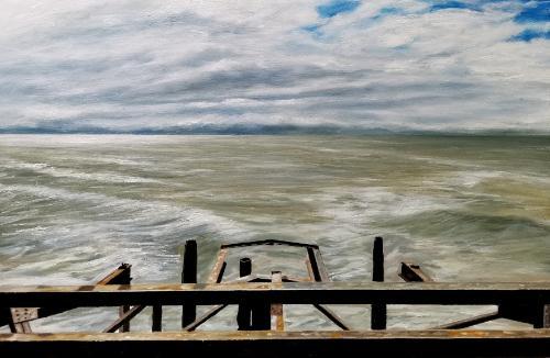 Artwork Hastings Pier