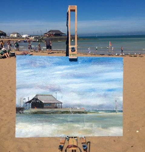 Artwork Broadstairs Beach