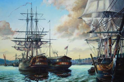 Artwork Chatham Kent 1825