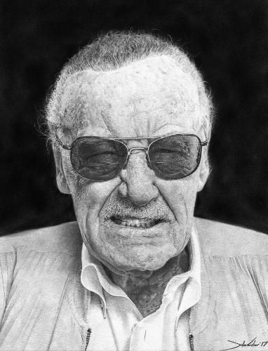 Artwork Stan Lee