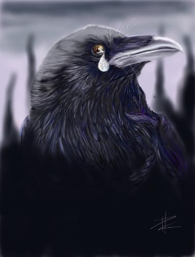 Artwork Raven