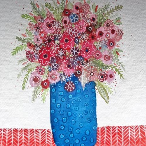 Artwork Beautiful Blooms