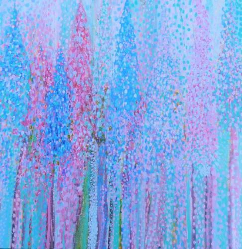 Artwork Flower Spikes