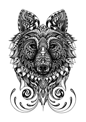 Wolfpack by Conor - Use the 'Create Similar' button to commission an artist to create your own artwork.