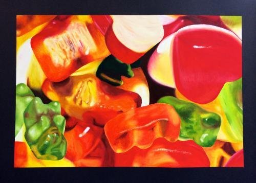 Artwork Gummibärchen