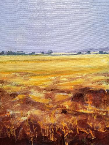 Artwork Cambridgeshire Landscape