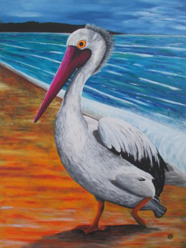 Artwork Pelican
