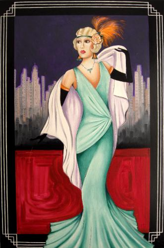 Artwork The Jazz Age
