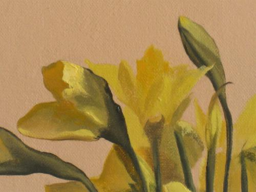 Daffodils by MartinD - Use the 'Create Similar' button to commission an artist to create your own artwork.