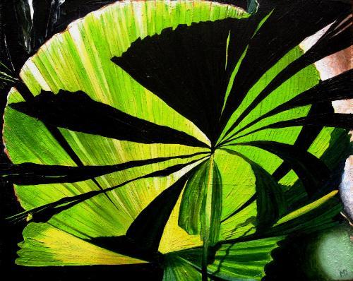 Artwork Cairns botanical
