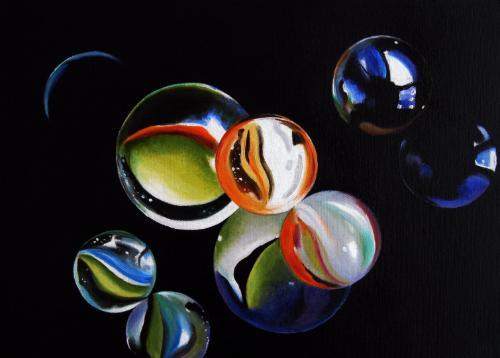Artwork Marbles