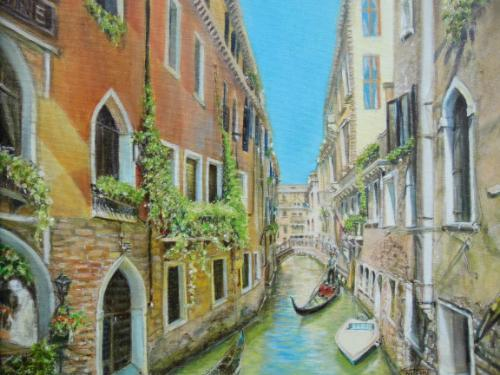 Artwork Streets of Venice