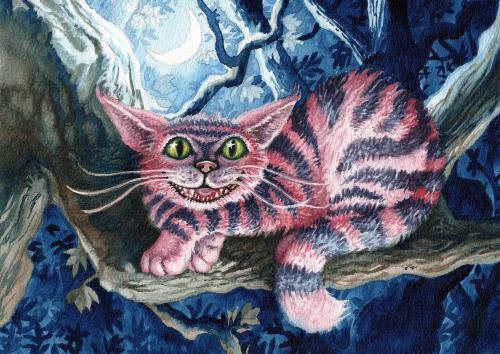 Artwork The Cheshire Cat