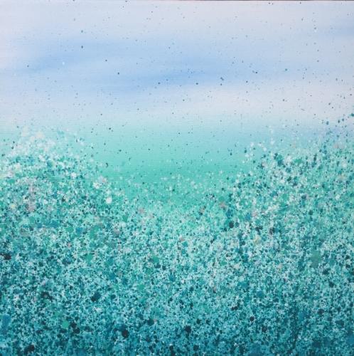 Artwork Turquoise Radiance