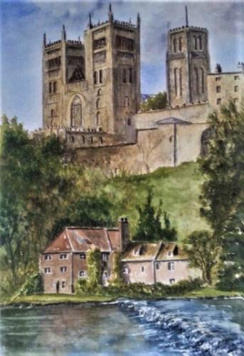 Artwork Durham Cathedral