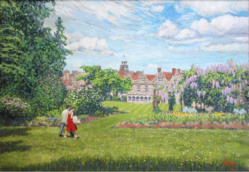 Artwork Knole House