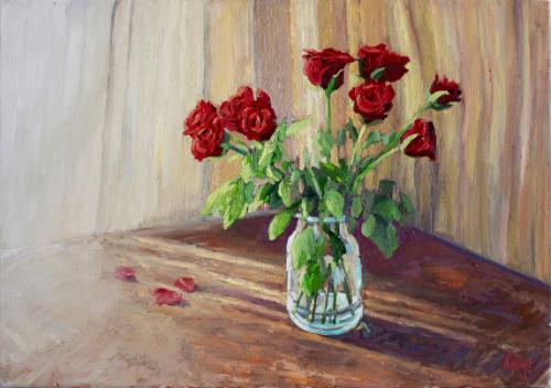 Artwork Red Roses