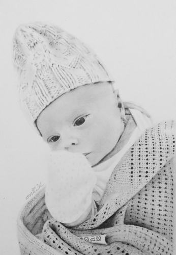 Artwork Newborn Baby
