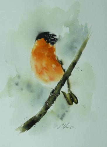 Artwork Bullfinch.