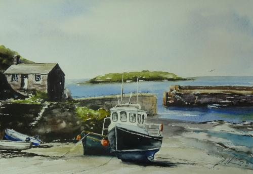 Artwork Mullion, Cornwall.