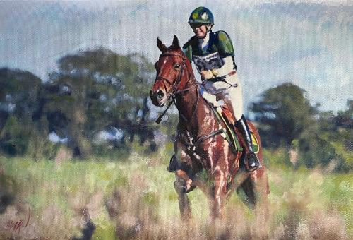 Artwork The Jockey