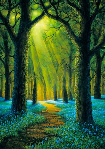Artwork Bluebell Wood