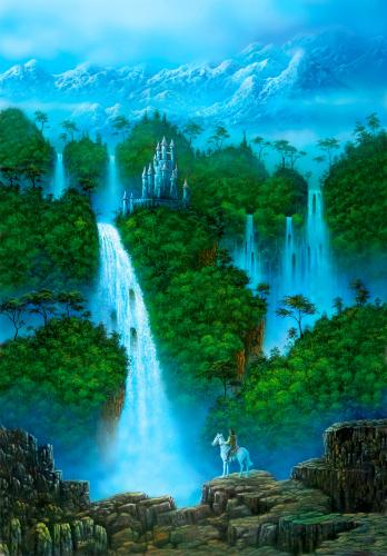 Artwork Waterfall