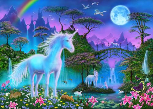 Artwork Unicorn Bridge