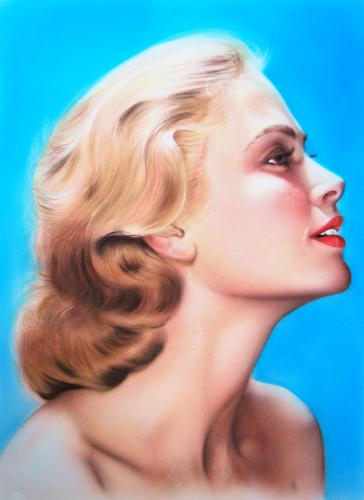 Artwork Grace Kelly