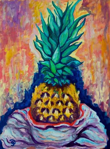 Artwork Pineapple