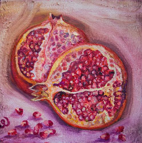 Artwork Pomegranate