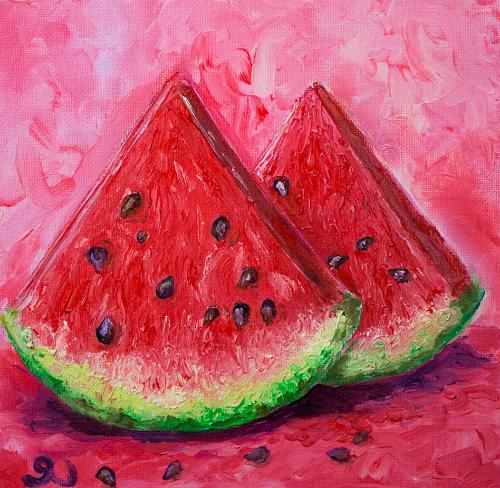 Artwork Watermelons