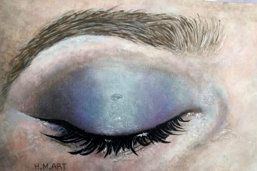 Artwork Eye shadow