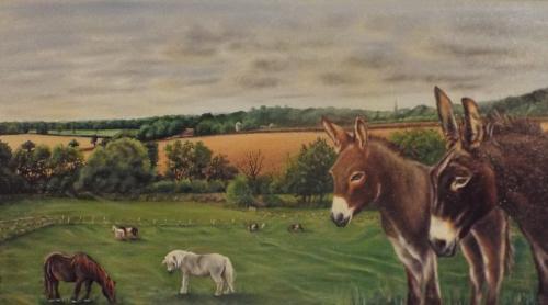 Artwork Finneys Farm