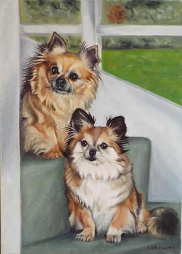 Artwork Chihuahua
