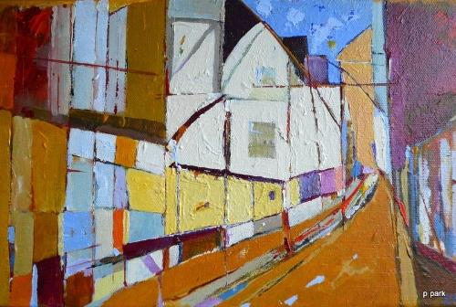 Shambles ,York by paintingyorkshire - Use the 'Create Similar' button to commission an artist to create your own artwork.