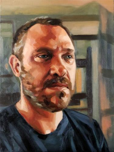 Artwork Will Young (Portrait artist of the week entry)