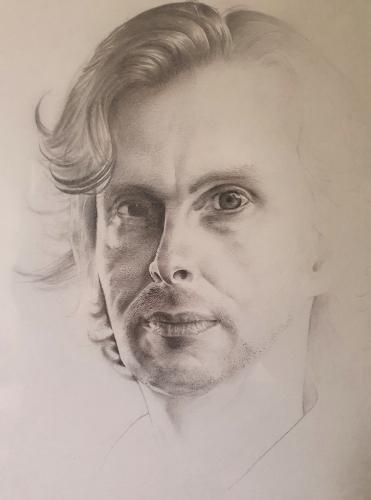 Artwork Pencil study 1.