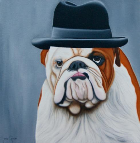 Artwork Bulldog Spirit