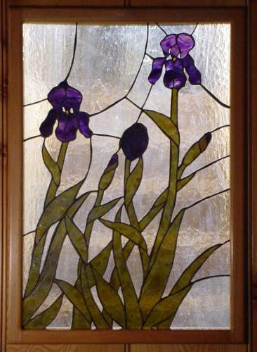 Artwork Iris - Window