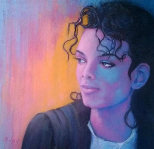 Artwork Micheal Jackson