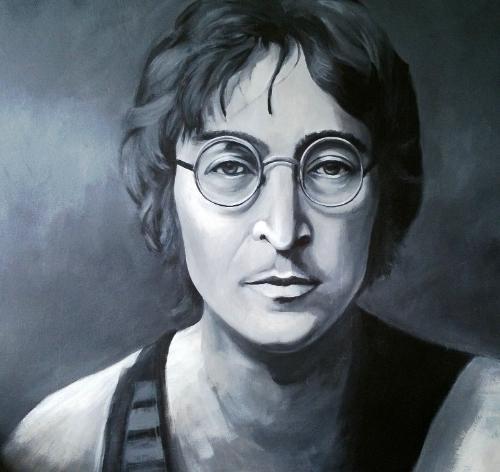 Artwork John Lennon (SOLD)