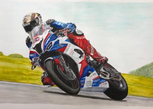 Artwork Peter Hickman - BSB 2020