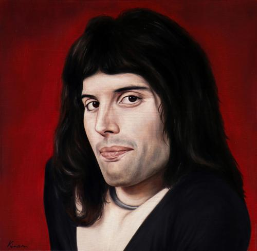 Artwork Freddie Mercury