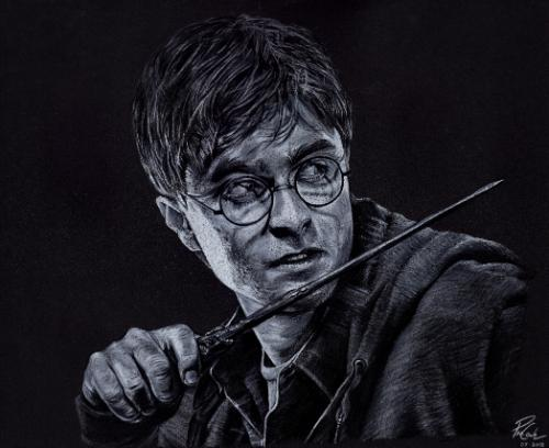 Artwork Harry Potter